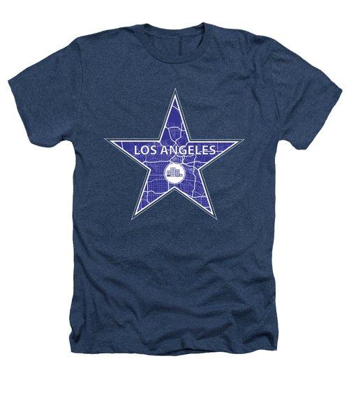 The Blueprint Heathers T-Shirt by Alek Cummings