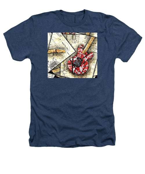 The Frankenstrat Heathers T-Shirt by Gary Bodnar