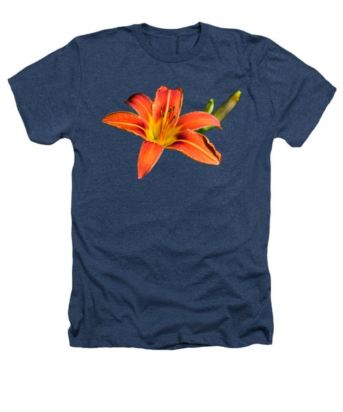 Tiger Lily Heathers T-Shirt by Christina Rollo