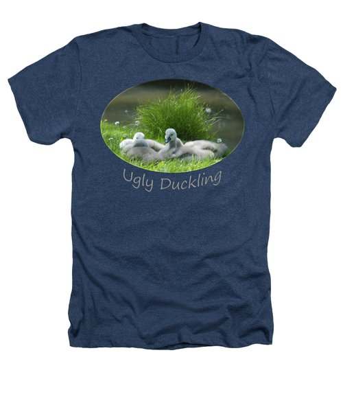 Ugly Duckling Heathers T-Shirt by Richard Gibb