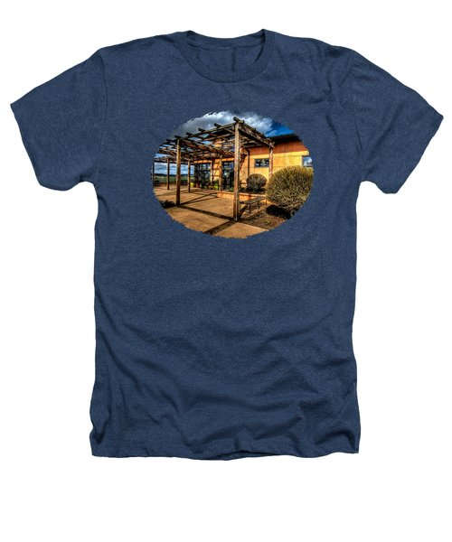 Van Duzer Vineyards Heathers T-Shirt by Thom Zehrfeld