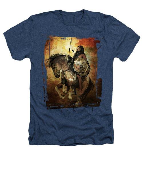 Warrior Heathers T-Shirt by Shanina Conway