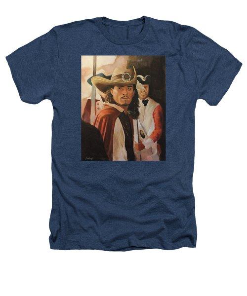 Will Turner Heathers T-Shirt by Caleb Thomas