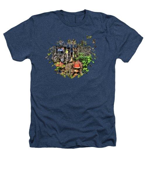 Yesterdays Memories Heathers T-Shirt by Thom Zehrfeld