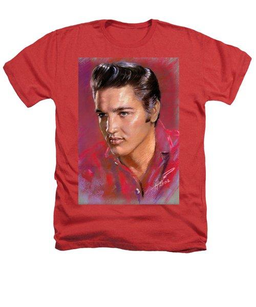 Elvis Presley Heathers T-Shirt by Viola El