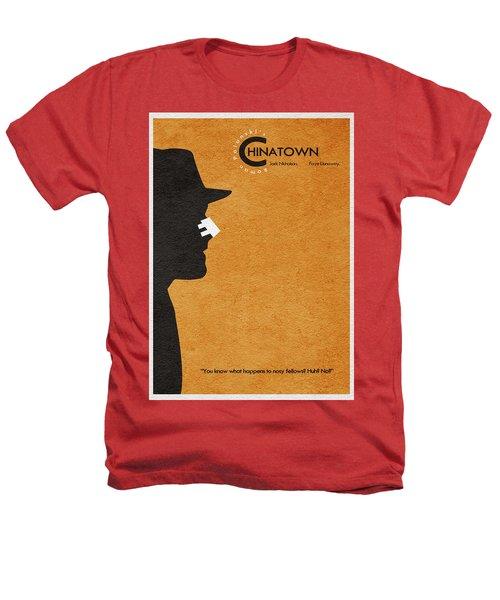 Chinatown Heathers T-Shirt by Ayse Deniz
