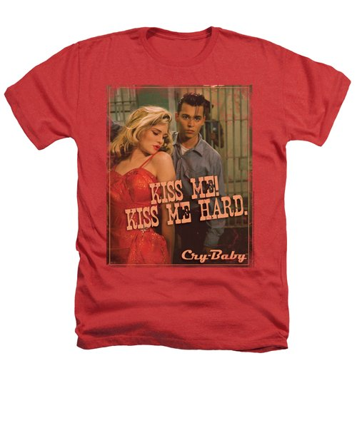 Cry Baby - Kiss Me Heathers T-Shirt by Brand A