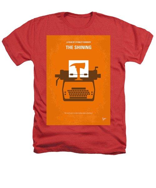 No094 My The Shining Minimal Movie Poster Heathers T-Shirt by Chungkong Art