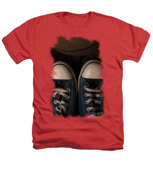 Time To Play Heathers T-Shirt by Eugene Campbell