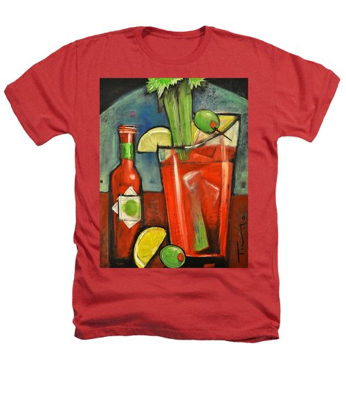 Bloody Mary Heathers T-Shirt by Tim Nyberg