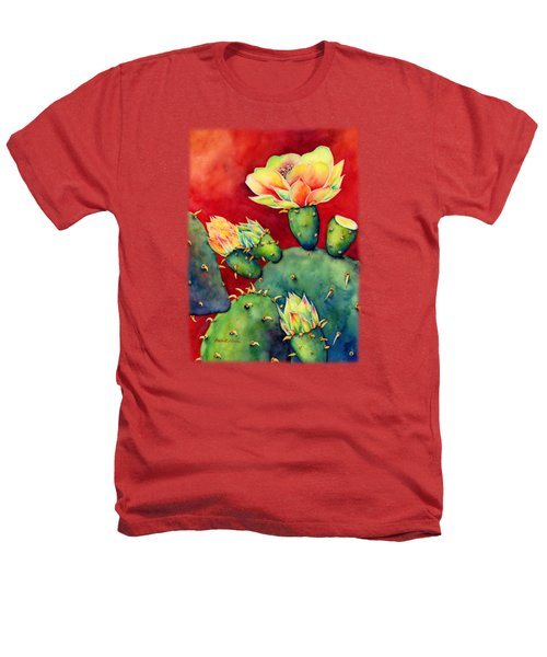 Desert Bloom Heathers T-Shirt by Hailey E Herrera