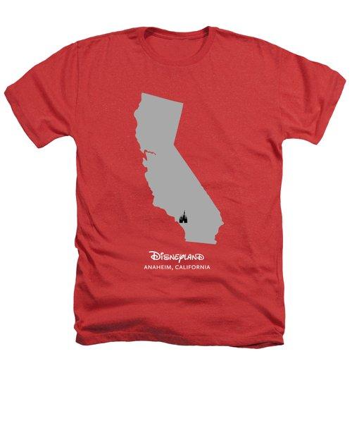 Disneyland Heathers T-Shirt by Nancy Ingersoll
