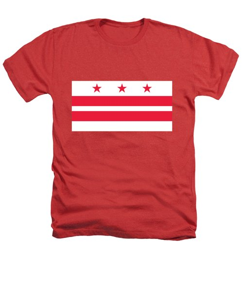 District Of Columbia Heathers T-Shirt by Frederick Holiday