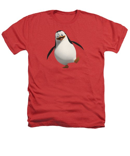 Happy Penguin Heathers T-Shirt by T Shirts R Us -