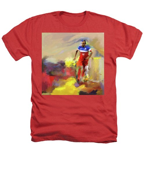 Landon Donovan 545 1 Heathers T-Shirt by Mawra Tahreem