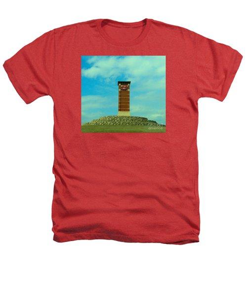 Oklahoma State University Gateway To Osu Tulsa Campus Heathers T-Shirt by Janette Boyd