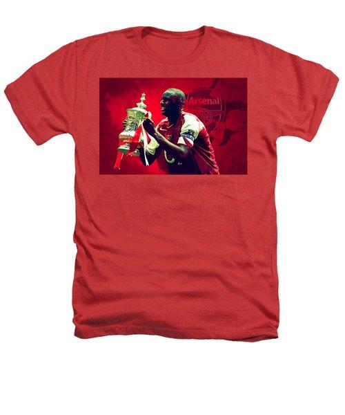 Patrick Vieira Heathers T-Shirt by Semih Yurdabak