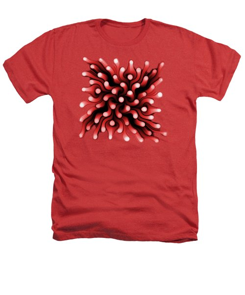 Red Sea Anemone Heathers T-Shirt by Anastasiya Malakhova