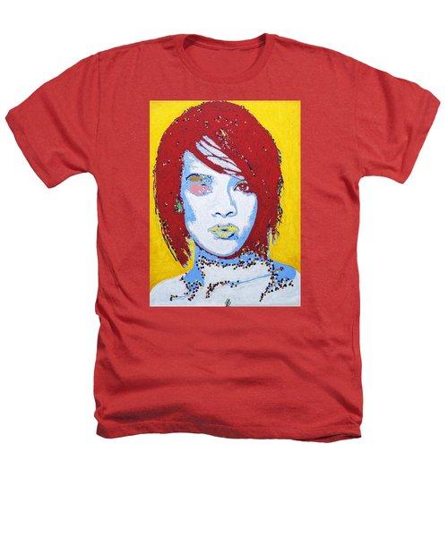 Rihanna  Heathers T-Shirt by Stormm Bradshaw