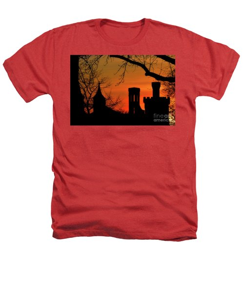 Smithsonian Castle Heathers T-Shirt by Luv Photography