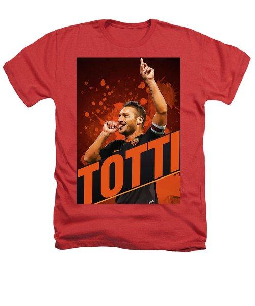 Totti Heathers T-Shirt by Semih Yurdabak