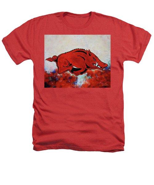 Woo Pig Sooie Heathers T-Shirt by Belinda Nagy