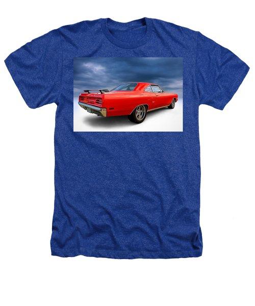 '70 Roadrunner Heathers T-Shirt by Douglas Pittman