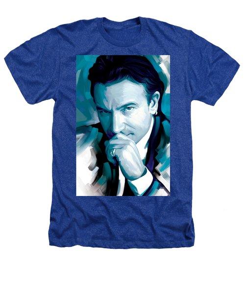 Bono U2 Artwork 4 Heathers T-Shirt by Sheraz A