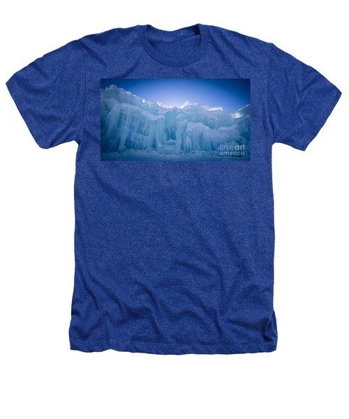 Ice Castle Heathers T-Shirt by Edward Fielding
