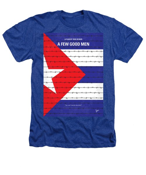 No417 My A Few Good Men Minimal Movie Poster Heathers T-Shirt by Chungkong Art