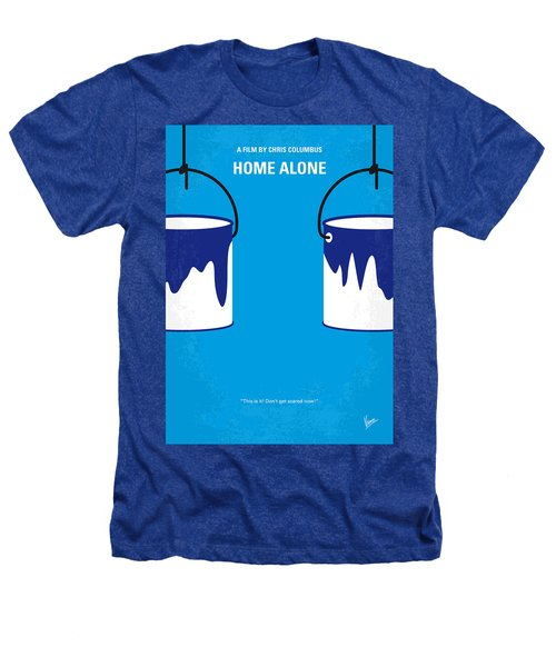 No427 My Home Alone Minimal Movie Poster Heathers T-Shirt by Chungkong Art
