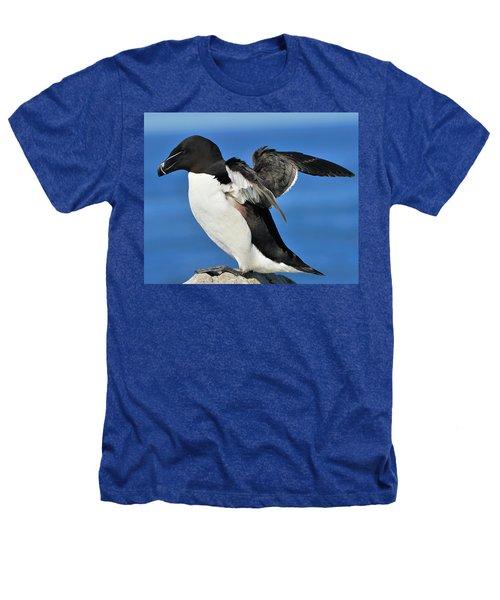 Razorbill Heathers T-Shirt by Tony Beck