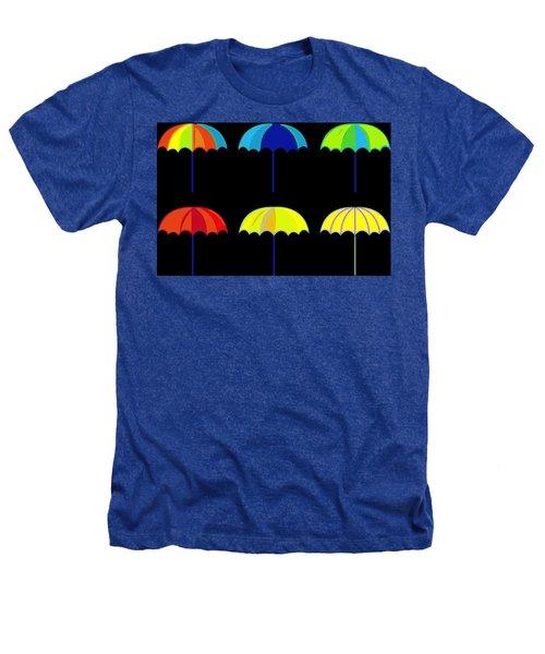 Umbrella Ella Ella Ella Heathers T-Shirt by Florian Rodarte