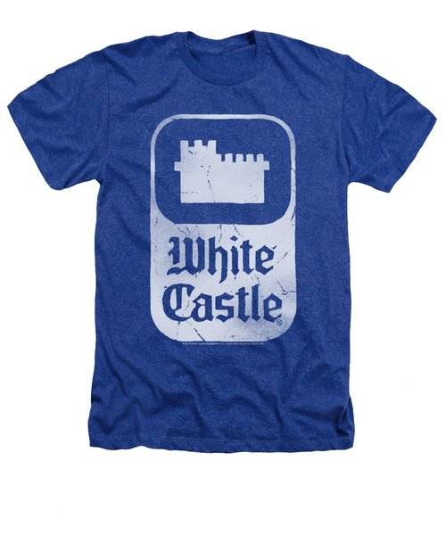 White Castle - Classic Logo Heathers T-Shirt by Brand A