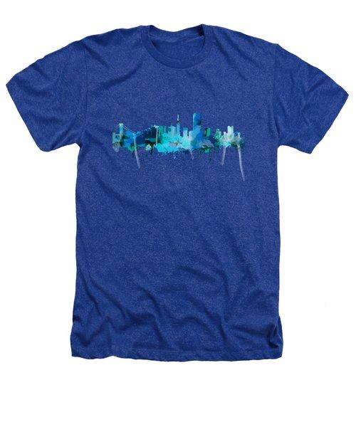 San Francisco Heathers T-Shirt by Mark Ashkenazi