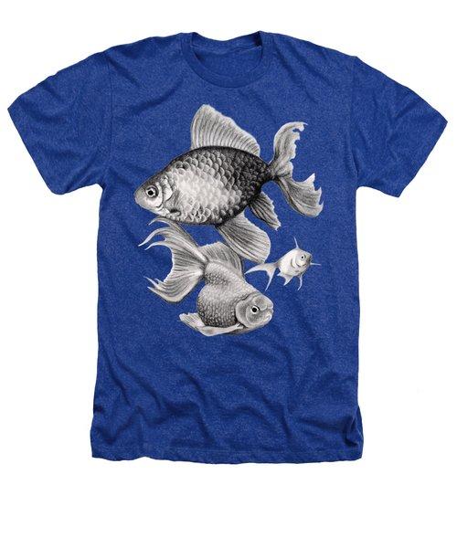 Goldfish Heathers T-Shirt by Sarah Batalka