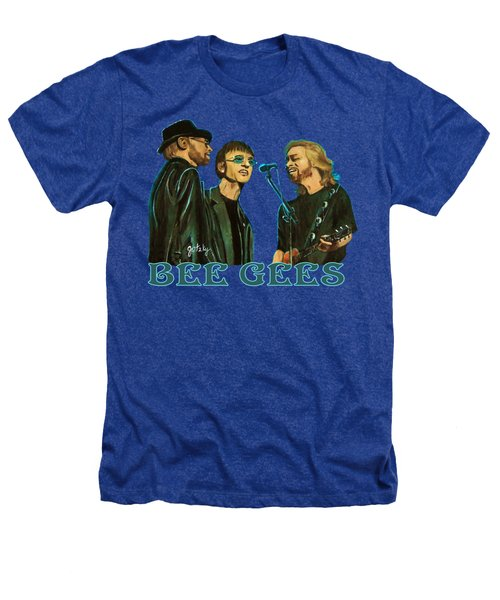 Bee Gees Heathers T-Shirt by Paintings by Gretzky