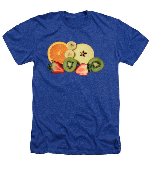 Cut Fruit Heathers T-Shirt by Shane Bechler
