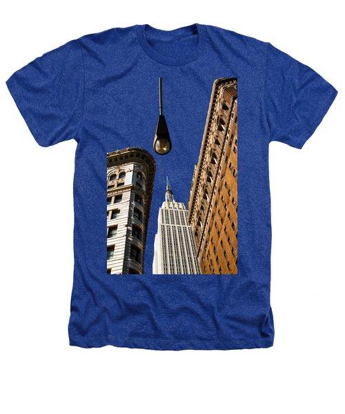 Flatiron District Heathers T-Shirt by Paul Lamonica