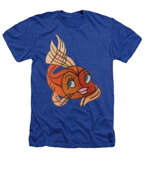 Goldie Heathers T-Shirt by Darci Smith