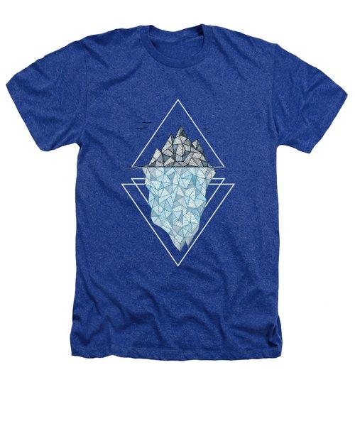 Iceberg Heathers T-Shirt by Barlena