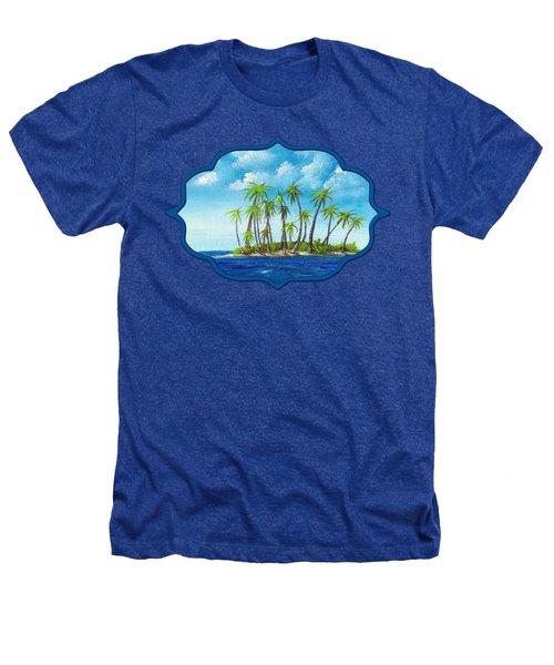 Little Island Heathers T-Shirt by Anastasiya Malakhova