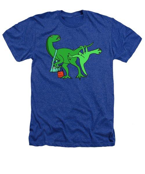Mamasaurus Heathers T-Shirt by Tamera Dion