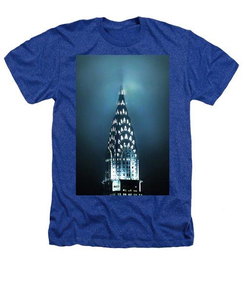 Mystical Spires Heathers T-Shirt by Az Jackson