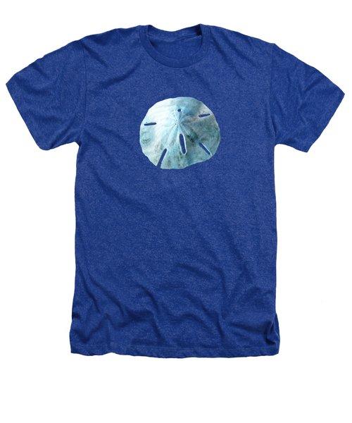Sand Dollar Heathers T-Shirt by Anastasiya Malakhova