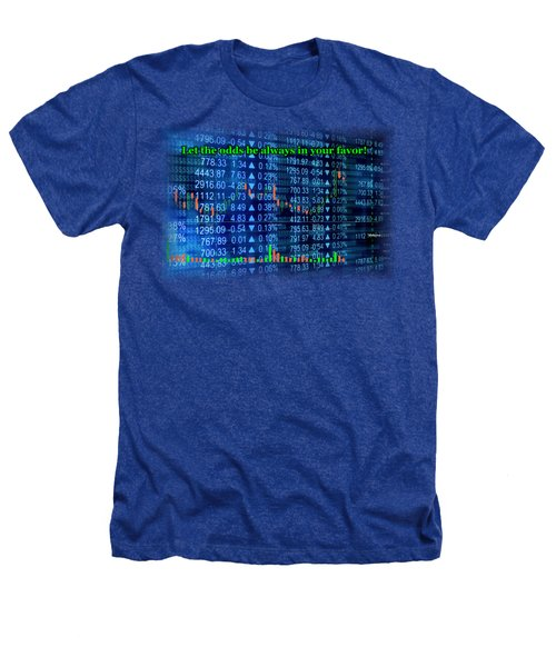 Stock Exchange Heathers T-Shirt by Anastasiya Malakhova