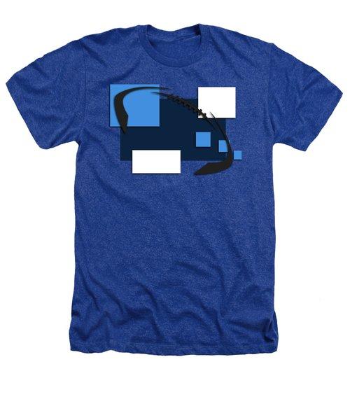 Tennessee Titans Abstract Shirt Heathers T-Shirt by Joe Hamilton