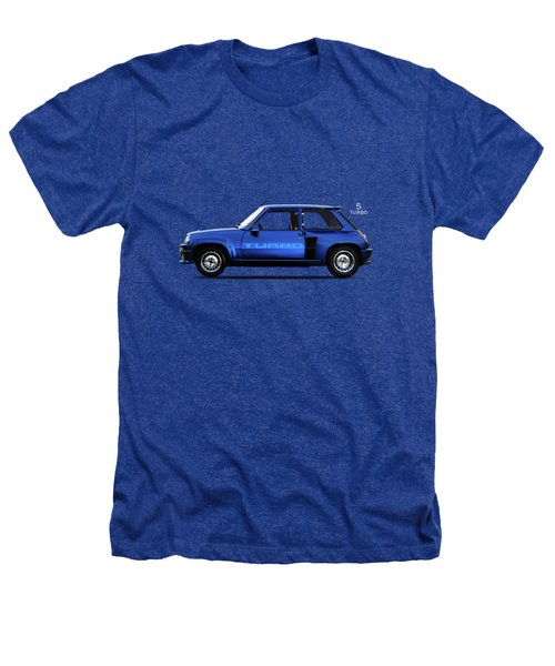 The Renault 5 Turbo Heathers T-Shirt by Mark Rogan