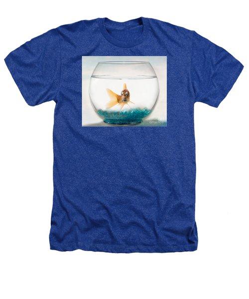 Tiger Fish Heathers T-Shirt by Juli Scalzi