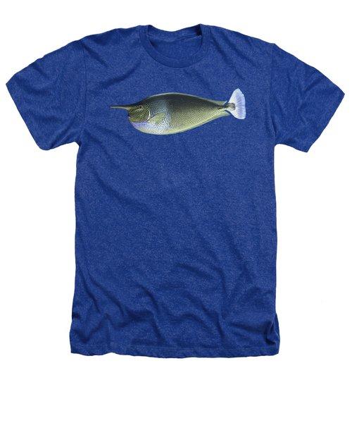 Unicorn Fish Heathers T-Shirt by Roy Pedersen